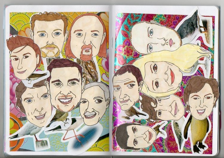 SketchbookProject2013comedy001