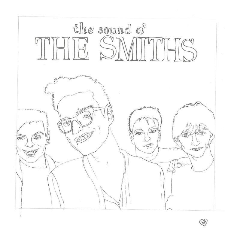 TheSmithsAlbumArt