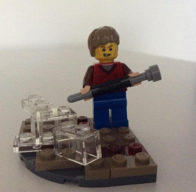 LegoDavidCorrie