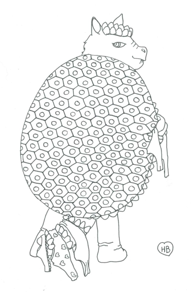 AnimalAlphabetGlyptodon