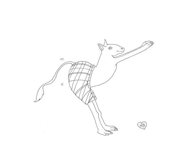 AnimalAlphabetOrohippus