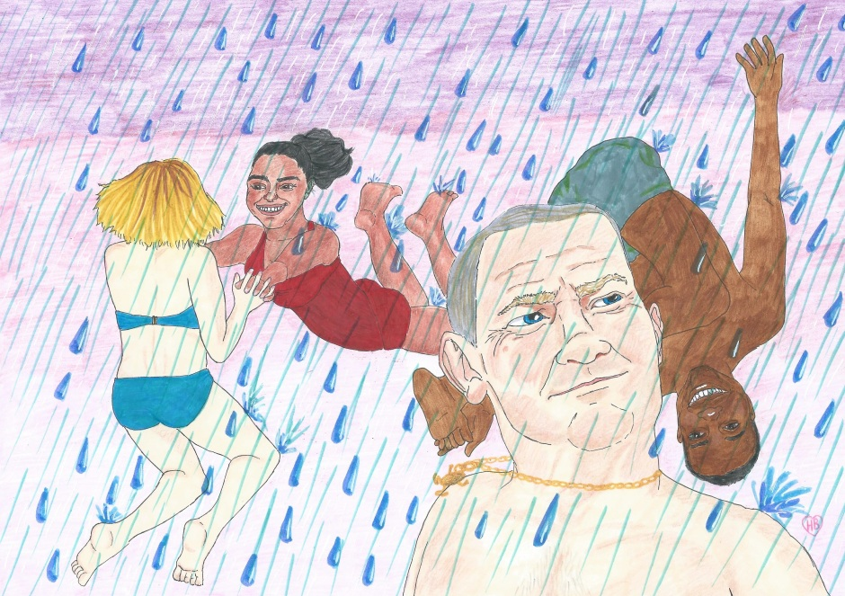 Rainbathing