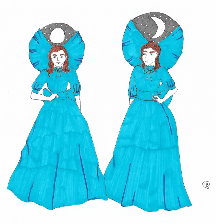 MoonPhasesDress